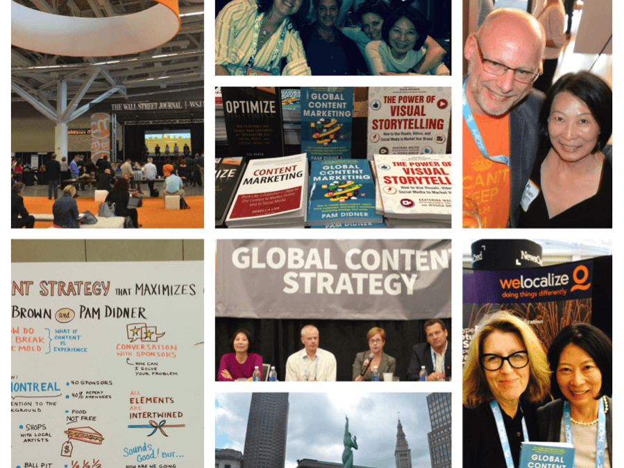 Three Lessons Learned From the Launch of My Book: Global Content Marketing!