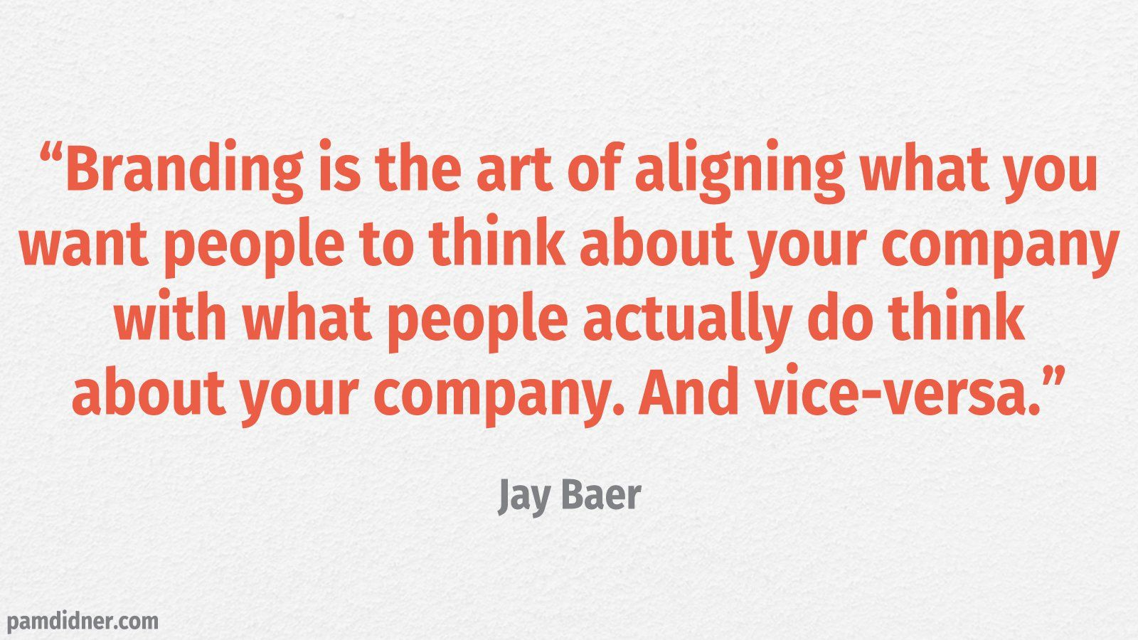 Brand Quote Jay Baer