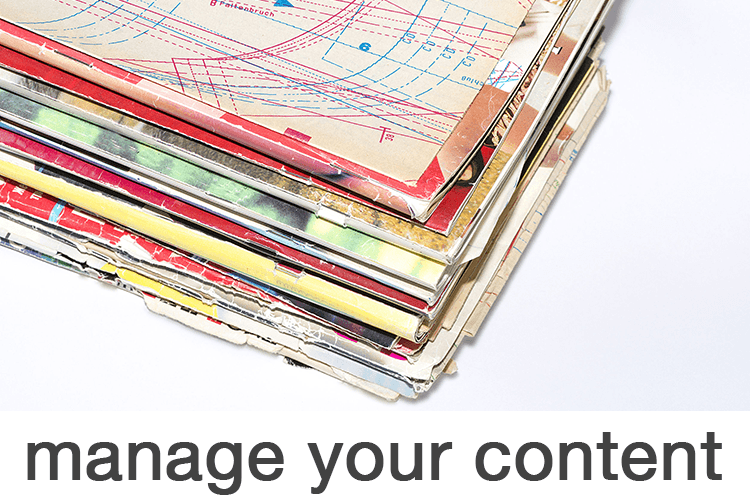 How to Effectively Manage Content Across an Organization