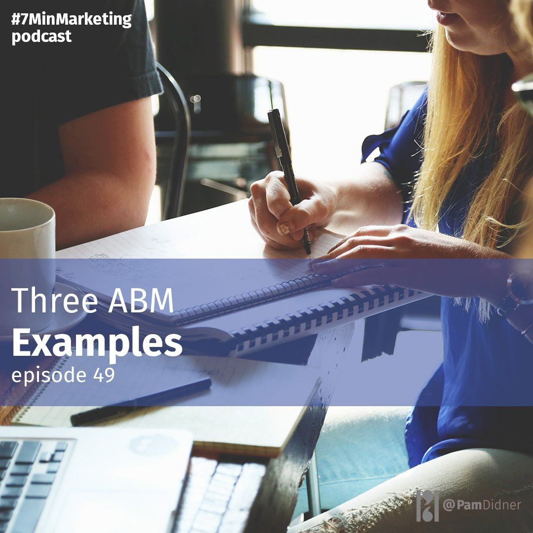 ABM, Sales, and Customer Experience