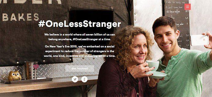 Airbnb #onelessstranger Marketing Case Studies
