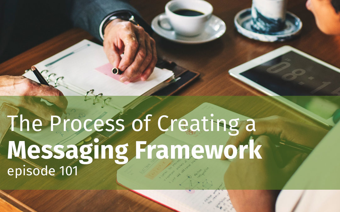 Episode 101 The Process of Creating a Messaging Framework
