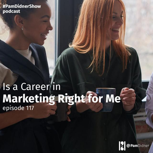 Is a Career in Marketing Right for Me?