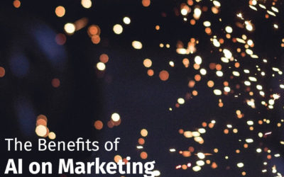 The Benefits of AI on Marketing