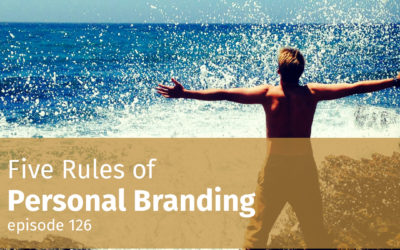 5 Rules of Personal Branding