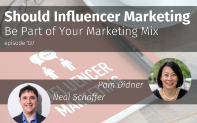 Should Influencer Marketing Be Part of Your Marketing Mix