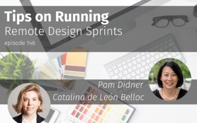 Tips on Running Remote Design Sprints