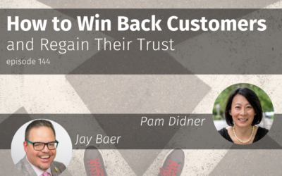 How to Win Back Customers and Regain Their Trust