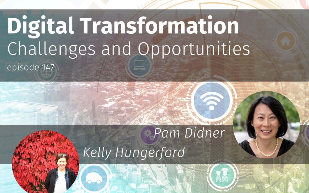 Digital Transformation Challenges and Opportunities