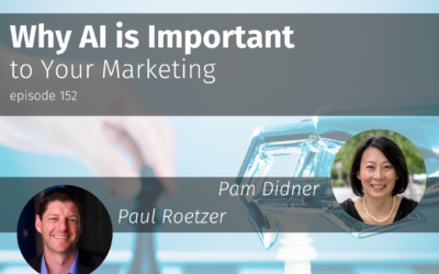 Why AI is Important to Your Marketing
